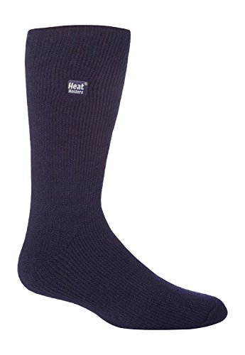Heat Holders - Herren Thermosocken Winter -BIGFOOT, 46-50 eur (orig), Marine, 39-45 eur