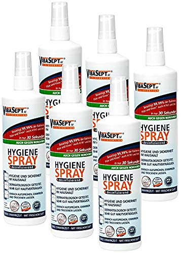 Hygiene-Spray Desinfektion 250 ml